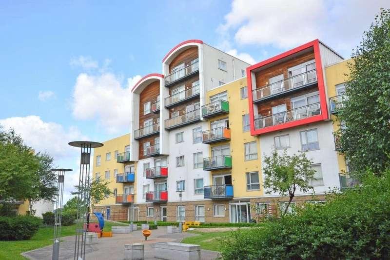2 Bedrooms Flat for sale in Holly Court, John Harrison Way, Greenwich, London, SE10