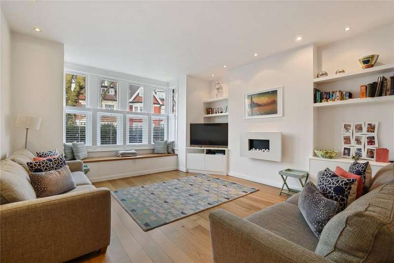 3 Bedrooms Maisonette Flat for sale in Blenheim Gardens, Willesden Green, NW2