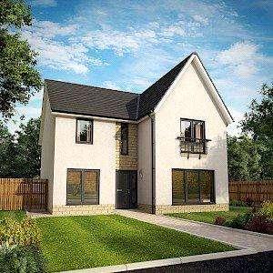 4 Bedrooms Detached House for sale in Plot 2, Amethyst Garden Room, Dovecot Grange, Haddington, East Lothian