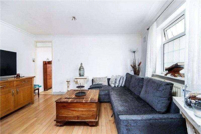 1 Bedroom Flat for sale in St Stephens Avenue, London, W12