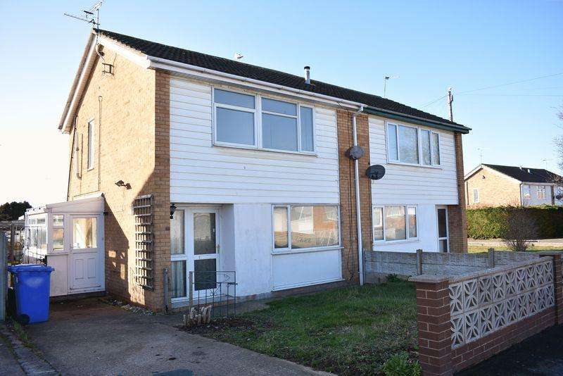 3 Bedrooms Semi Detached House for sale in Pendre Avenue, Rhyl