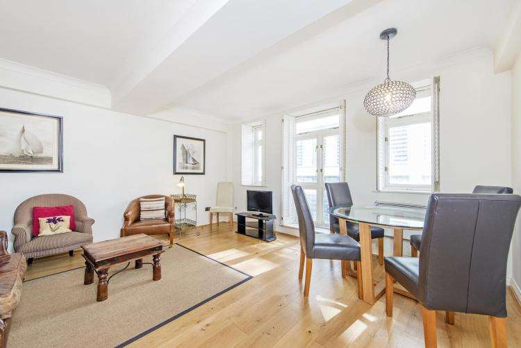 1 Bedroom Apartment Flat for rent in East Harding Street London EC4A