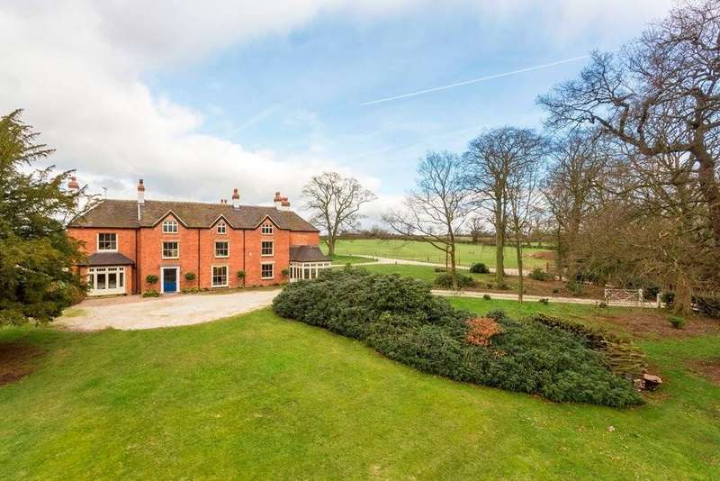 6 Bedrooms Detached House for sale in Birch Cross, Marchington