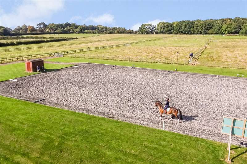4 Bedrooms Equestrian Facility Character Property for sale in Swanmore Road, Droxford, Southampton, Hampshire, SO32