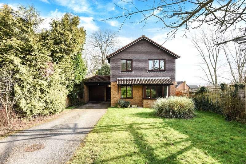 4 Bedrooms Detached House for sale in Ruskin Way, Wokingham, Berkshire, RG41