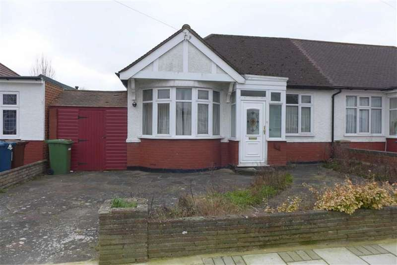 Semi Detached Bungalow for sale in Queens Avenue, Stanmore, Middlesex