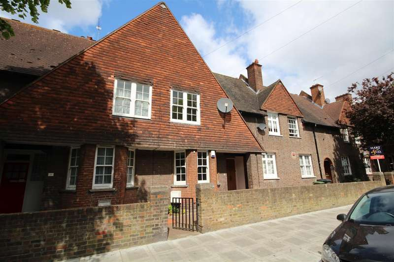 2 Bedrooms Terraced House for sale in Erconwald Street, Acton, London