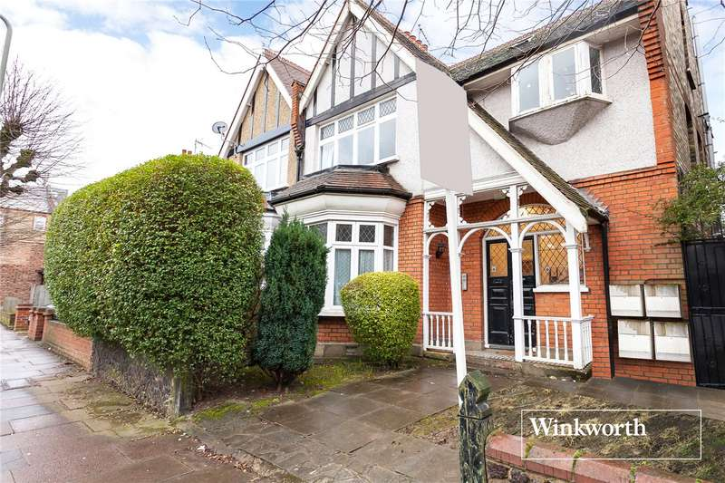 2 Bedrooms Flat for sale in Woodside Grove, North Finchley, London, N12