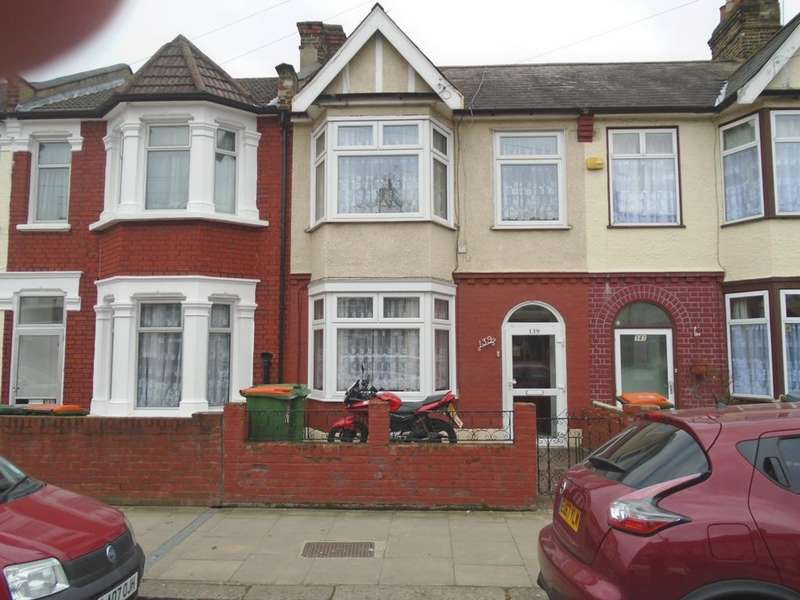 3 Bedrooms Terraced House for sale in Dersingham Avenue, London, E12