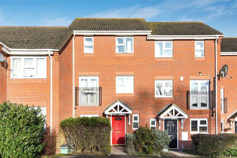 3 Bedrooms Mews House for sale in Mary Way, Watford, WD19