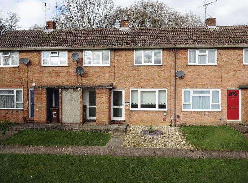 2 Bedrooms Terraced House for sale in Llewellyn Walk, Corby
