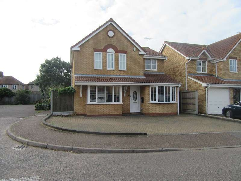 4 Bedrooms Detached House for rent in Wicklow Walk, Shoeburyness, Southend-On-Sea