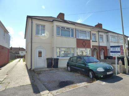 4 Bedrooms End Of Terrace House for sale in Elson, Gosport, Hampshire