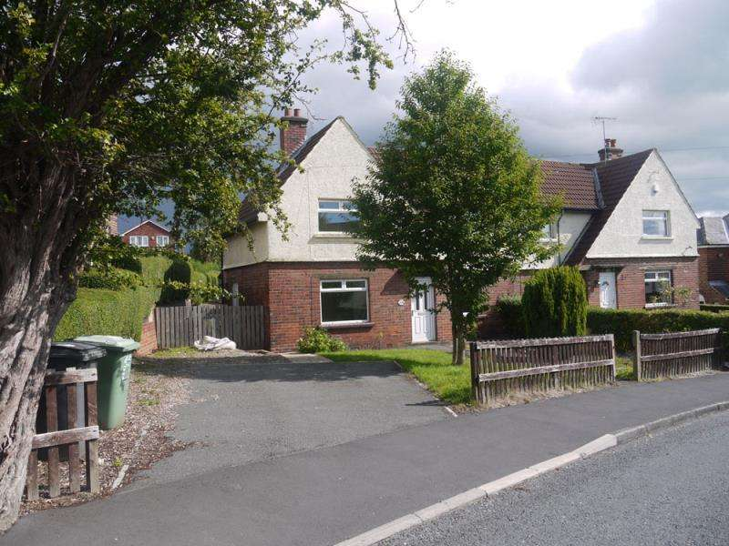 3 Bedrooms Semi Detached House for rent in 15 The Oval, Otley, LS21 2ED