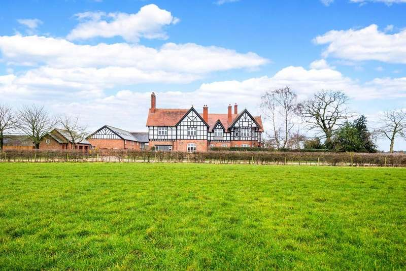 6 Bedrooms Equestrian Facility Character Property for rent in Stanthorne Parks