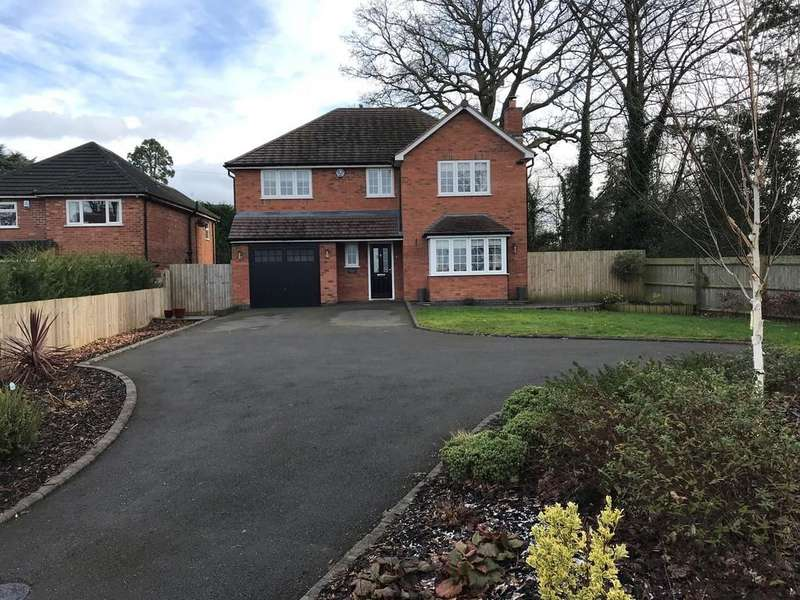 4 Bedrooms Detached House for sale in Neville Road, Shirley