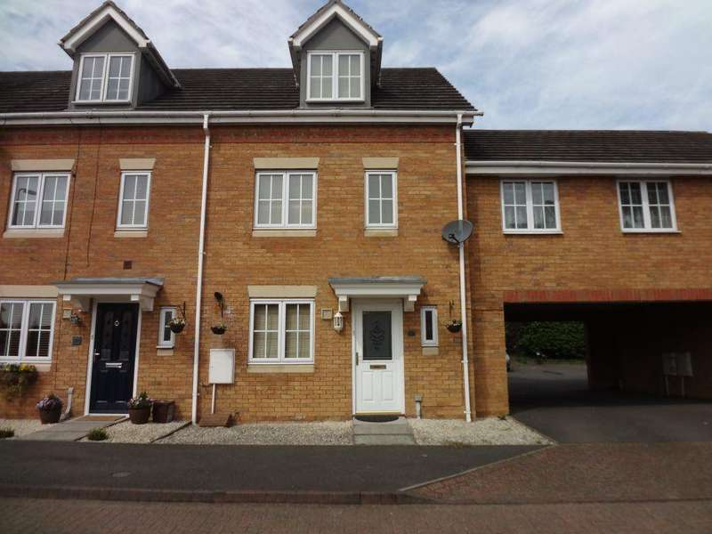 4 Bedrooms Terraced House for rent in Marston Moretaine, Marston Moretaine Bedford