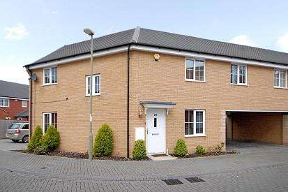 3 Bedrooms House for sale in Briar Furlong, Ambrosden, OX25