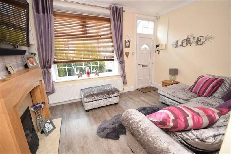2 Bedrooms Terraced House for sale in Gordon Street, Colne, Lancashire