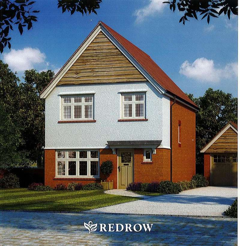 3 Bedrooms Detached House for sale in Carnegie Court,, Park View, Bassaleg