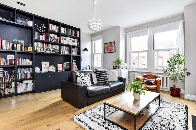 3 Bedrooms Maisonette Flat for sale in Lucien Road, Tooting