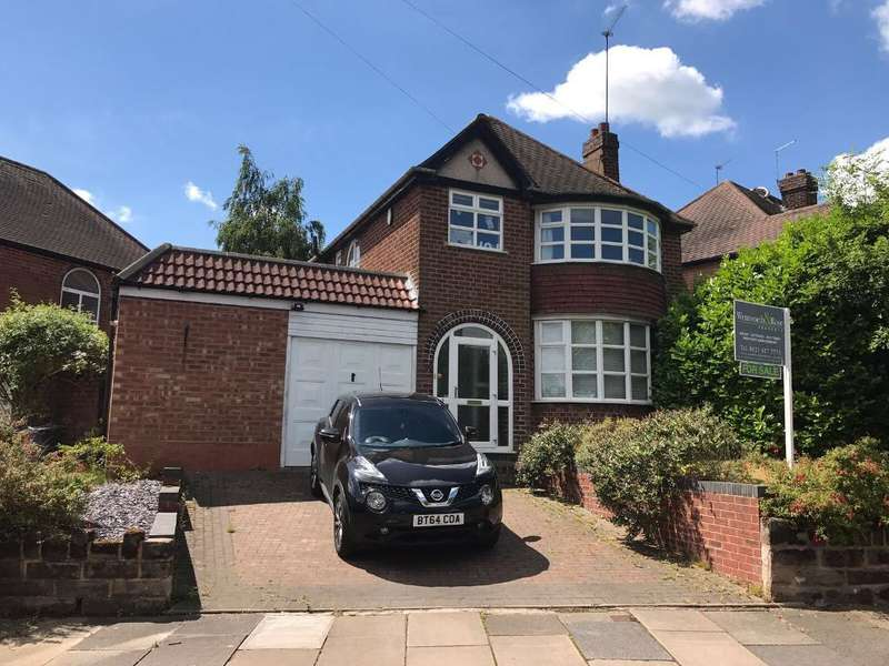 3 Bedrooms Detached House for sale in Whitley Court Road, Quinton, Birmingham, B32 1EY
