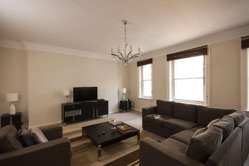 3 Bedrooms Penthouse Flat for rent in STRATTON STREET, MAYFAIR, W1