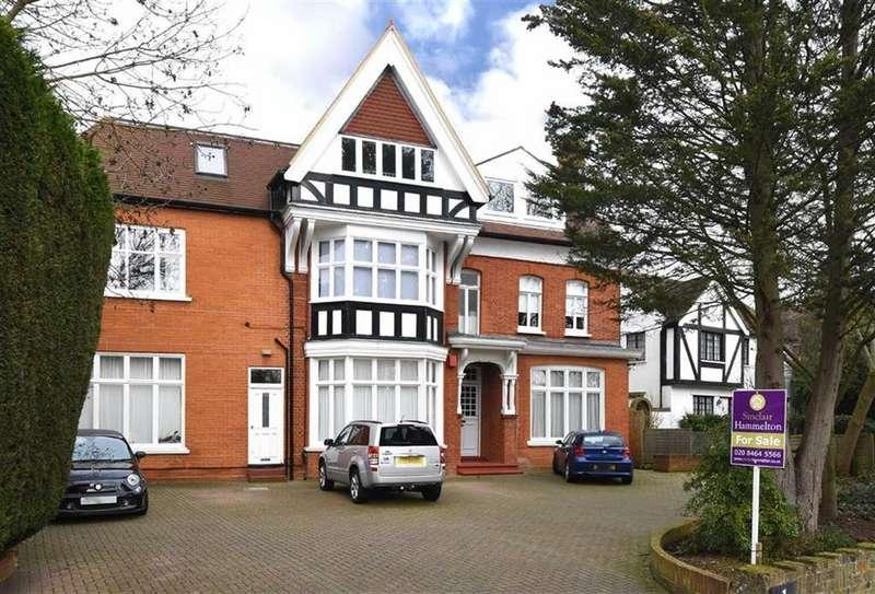 3 Bedrooms Flat for sale in Park Hill Road, Shortlands, Kent