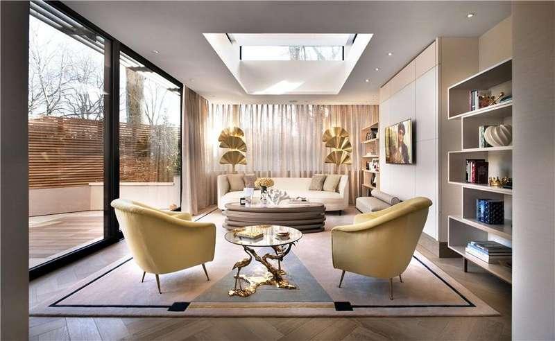 2 Bedrooms Flat for sale in Chiltern Street, Marylebone, London, W1U