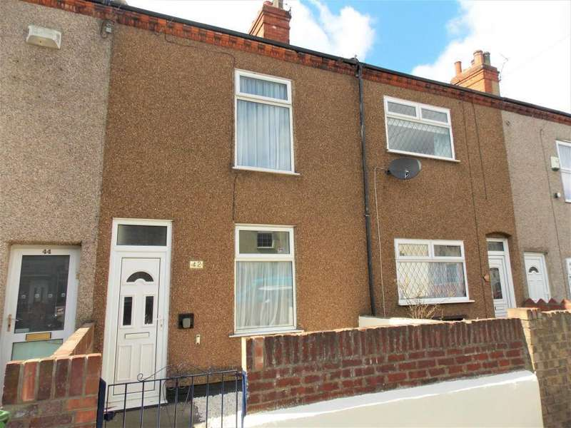 2 Bedrooms Terraced House for sale in Fraser Street, Grimsby, DN32 8AQ