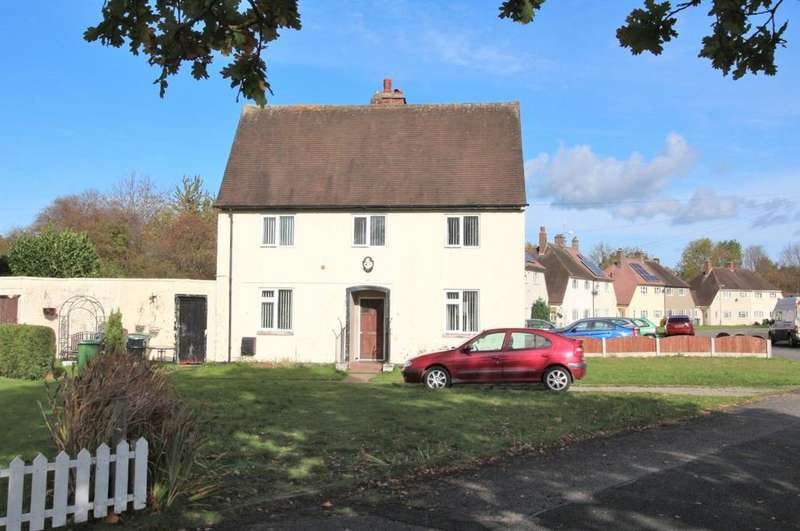 3 Bedrooms End Of Terrace House for sale in The Oval, Pentre Maelor, Wrexham, LL13