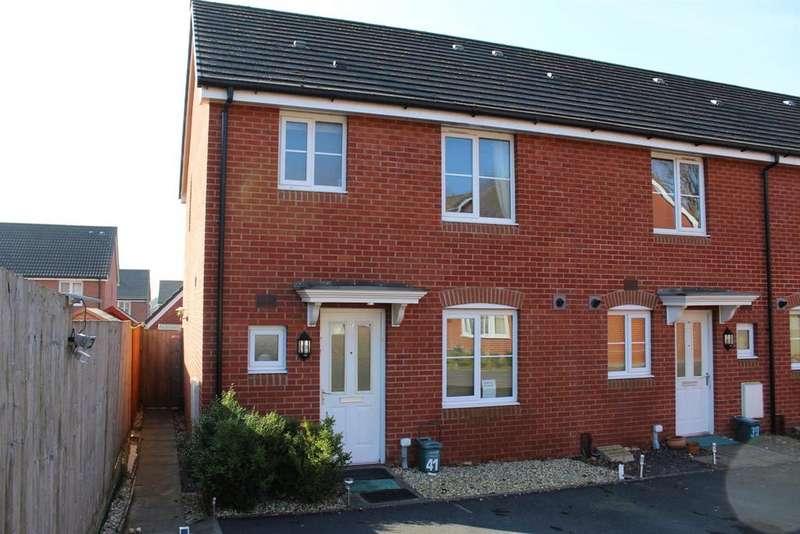 3 Bedrooms Terraced House for sale in Dol Y Dderwen, Ammanford