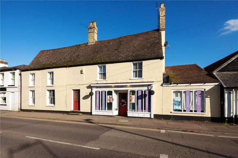 6 Bedrooms Detached House for sale in High Street, Sawston, Cambridge, CB22