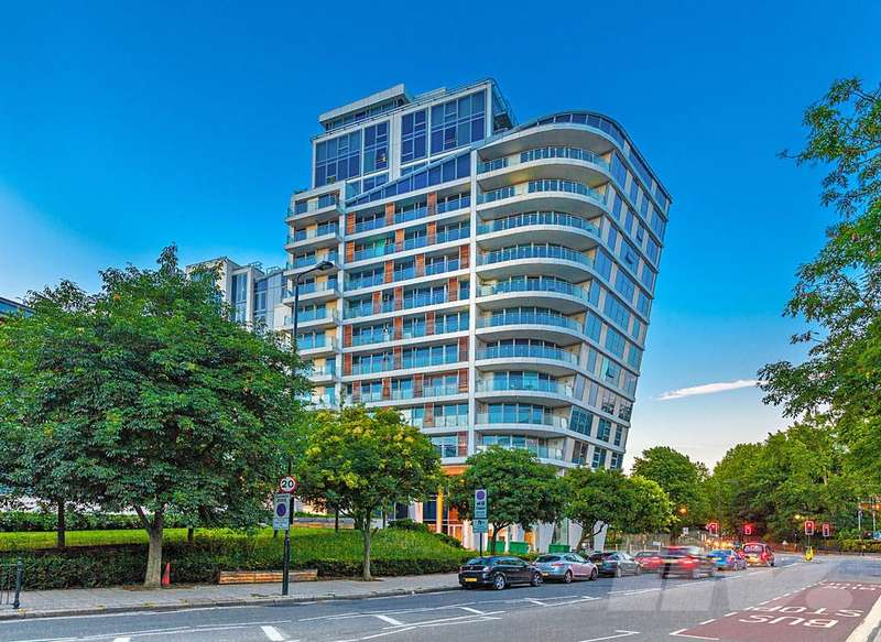 2 Bedrooms Apartment Flat for sale in The Visage, Winchester Road, Swiss Cottage, NW3