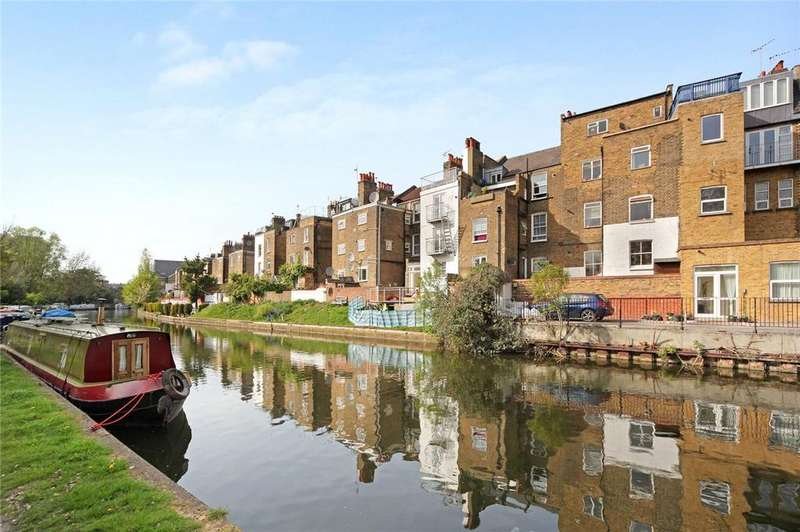 2 Bedrooms Maisonette Flat for sale in Hormead Road, Maida Vale, London, W9