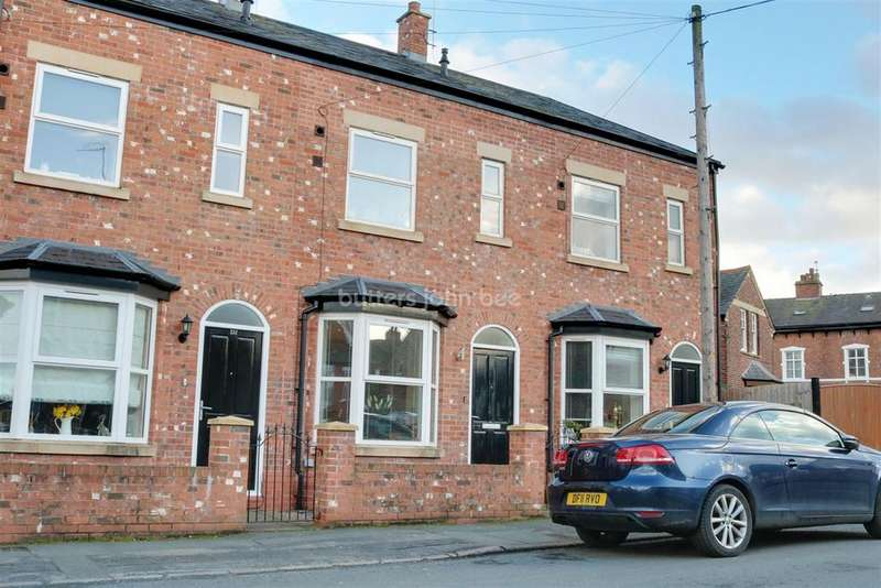 3 Bedrooms Terraced House for sale in Bond Street, Macclesfield