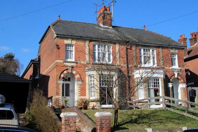 2 Bedrooms Maisonette Flat for sale in Maldon Road, Colchester, Essex