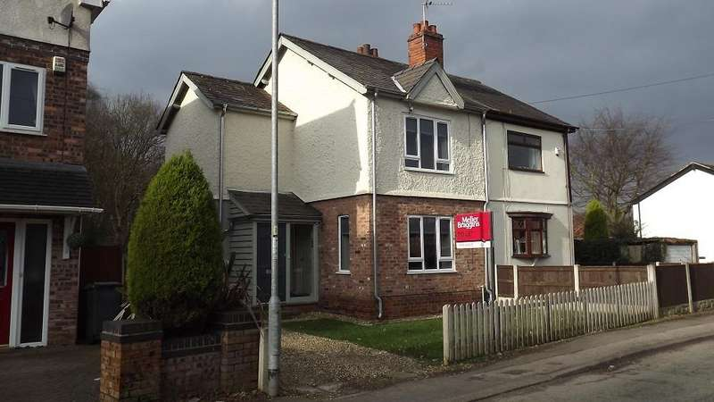 3 Bedrooms Semi Detached House for rent in Bradshaw Lane, Grappenhall