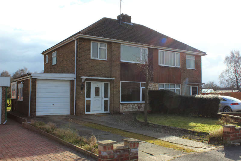 3 Bedrooms Semi Detached House for sale in Orchard Close, Selby