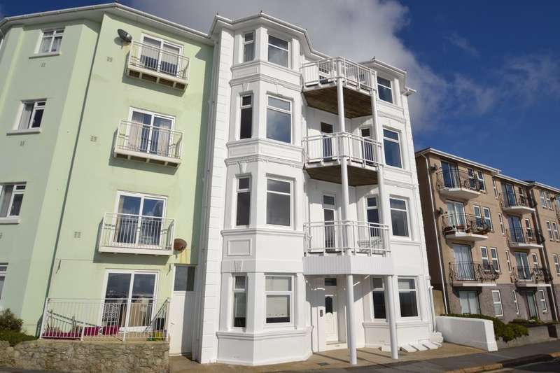 3 Bedrooms Flat for sale in Hambrough Road, Ventnor