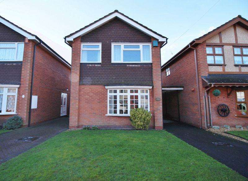 3 Bedrooms Detached House for sale in Wickham Gardens, Wolverhampton