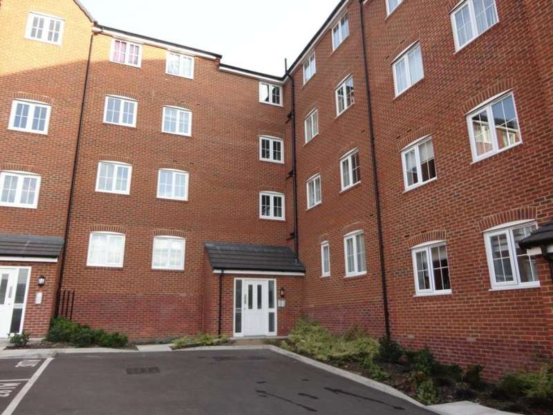 2 Bedrooms Apartment Flat for sale in The Willows, Fenton Gate, Leeds