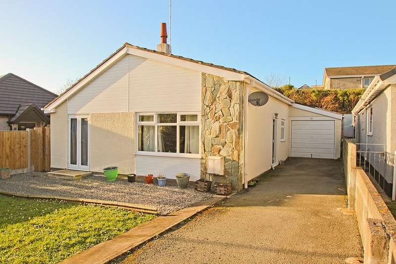 3 Bedrooms Detached Bungalow for sale in Bwlch Alltran, Holyhead, North Wales