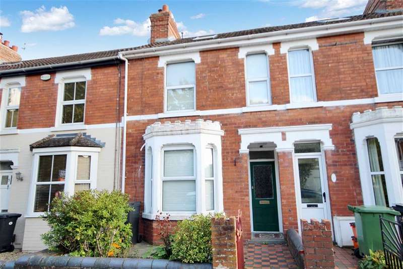 3 Bedrooms Terraced House for sale in Evelyn Street, Old Town, Swindon