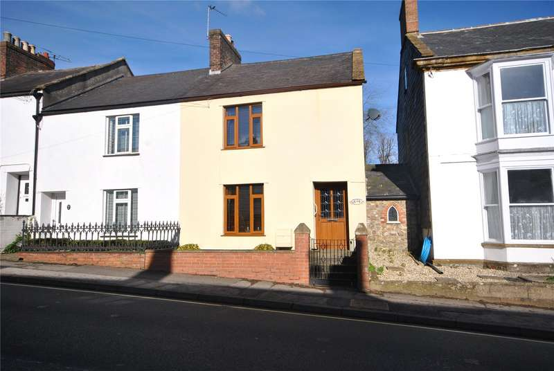 2 Bedrooms End Of Terrace House for sale in High Street, Chard, Somerset, TA20