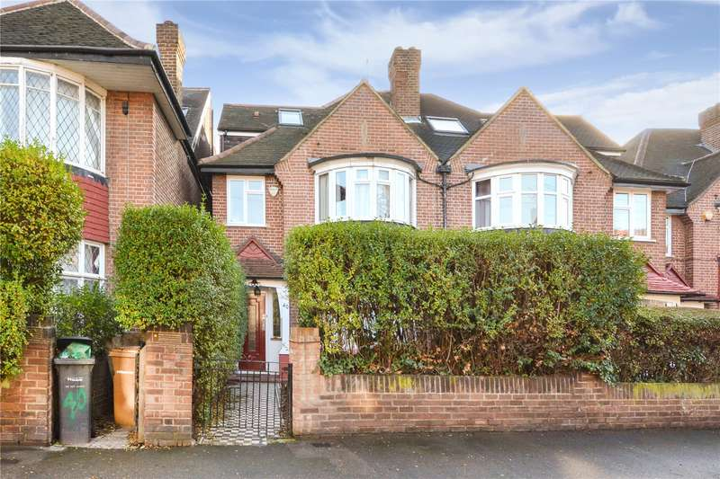 5 Bedrooms Semi Detached House for sale in Sharon Gardens, South Hackney, E9