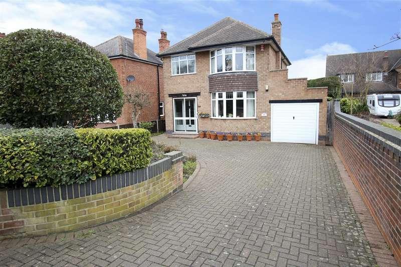 3 Bedrooms Detached House for sale in Nottingham Road, Stapleford, Nottingham