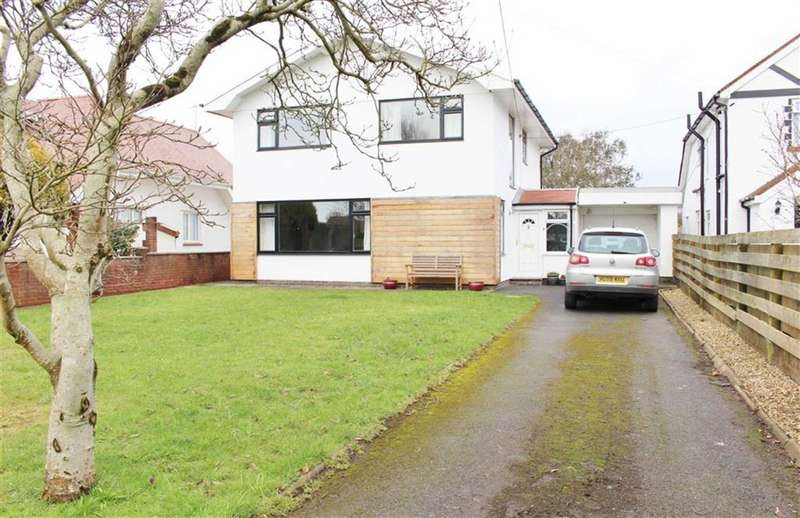 4 Bedrooms Detached House for sale in Easterfield Drive, Southgate