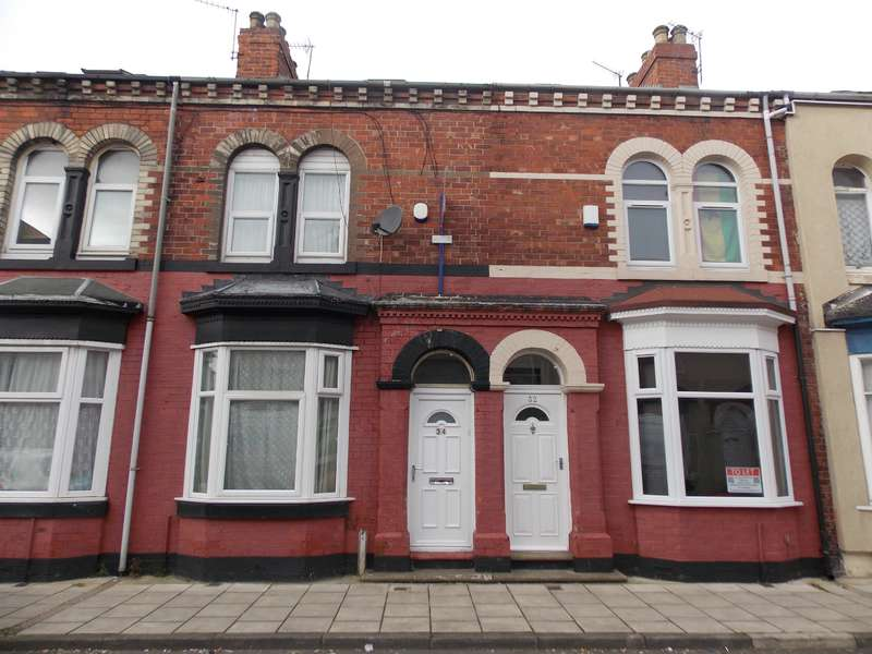 3 Bedrooms Terraced House for sale in Pelham Street, Middlesbrough, TS1 4DL