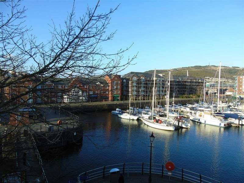 1 Bedroom Apartment Flat for sale in Abernethy Square, Marina, Swansea